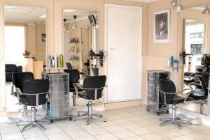 Le mobilier coiffure